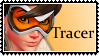 Overwatch stamp  Tracer by SamThePenetrator