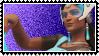 Overwatch stamp Symmetra by SamThePenetrator