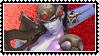 Overwatch stamp Widowmaker by SamThePenetrator