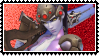 Overwatch stamp Widowmaker by SamThePenetrator