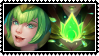 Elementalist Lux Nature stamp by SamThePenetrator