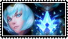 Elementalist Lux Ice stamp by SamThePenetrator