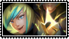 Elementalist Lux Storm stamp by SamThePenetrator