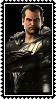 IGAU2 Black Adam stamp by SamThePenetrator