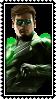 IGAU2 Green Lantern stamp by SamThePenetrator