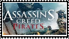 Assassin's Creed  Pirates  Stamp by SamThePenetrator