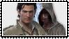Sebastian X Ruvik Stamp by SamThePenetrator