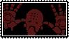 Overwatch Zenyatta  stamp by SamThePenetrator