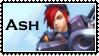 Paladins Champions stamp Ash by SamThePenetrator