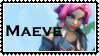 Paladins Champions stamp Maeve by SamThePenetrator