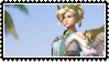 Overwatch summer games  Mercy  WingedVictory stamp by SamThePenetrator