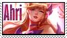 lol  stamp  StarGuardian  Ahri by SamThePenetrator