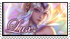 lol stamp  Lux  Elementalist by SamThePenetrator