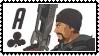 Reyes  stamp by SamThePenetrator