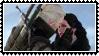 Geralt x Yennefer  TheWitcher3 stamp by SamThePenetrator
