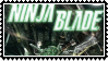 Ninja Blade  stamp by SamThePenetrator