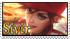 Sivir PizzaDelivery  lol stamp by SamThePenetrator