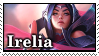 lol stamp new  Irelia by SamThePenetrator