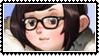 Mei stamp by SamThePenetrator