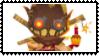 Overwatch Chibi stamp Junkmetra by SamThePenetrator