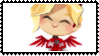 Overwatch Chibi stamp Mercy by SamThePenetrator