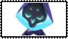 Overwatch Chibi stamp Reaper by SamThePenetrator