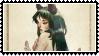 Ahri  stamp by SamThePenetrator