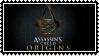 Assassins Creed Origins stamp by SamThePenetrator