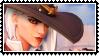 Overwatch  Ashe stamp by SamThePenetrator