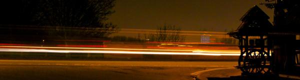 Streak of Light by yunomee
