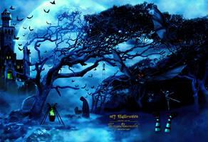 my Halloween by MorganaVasconcelos
