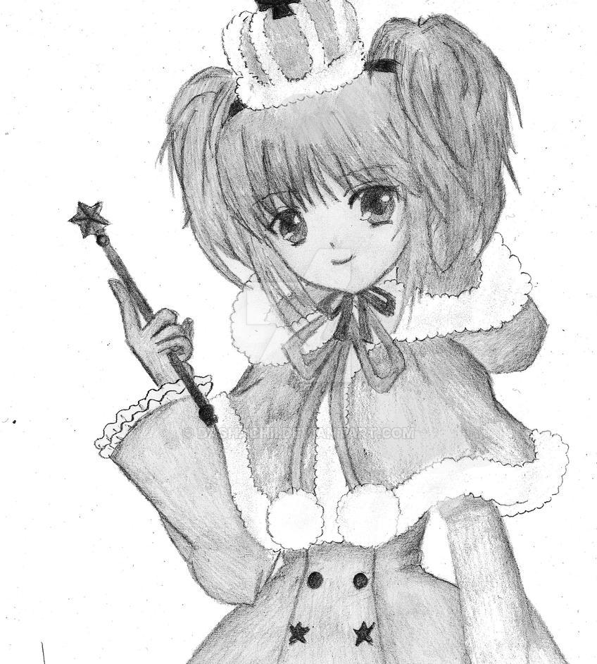 Merry Christmas By DashaChii On DeviantArt