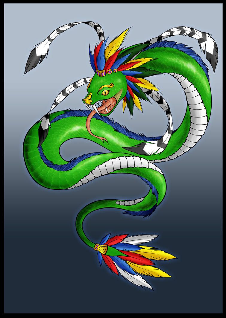 an introduction to the mythology of quetzacoatl the aztec god Quetzalcoatl is also linked to the idea that the last aztec emperor, moctezuma, believed that the arrival of the spanish conquistador cortes was the fulfilling of a prophecy about the return of the god.