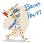Hats - Brigade Helm