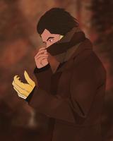 Lupin (OC) by oaj99