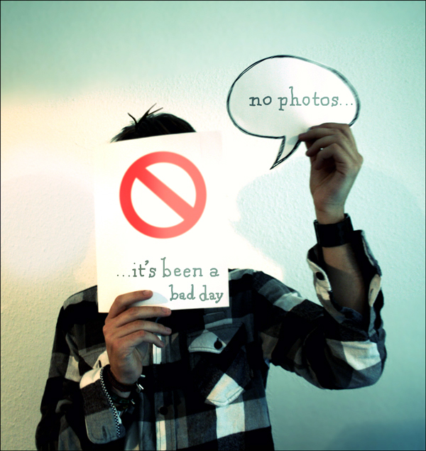 no photos by Propaganda-Panda