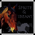 Sprite and ibeany by ibeany13