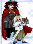 Vlad and Young Integra