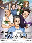 Poster - Stewart in Wonderland