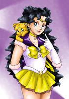 Bishoujo Senshi Sailor Luna by ErinPtah