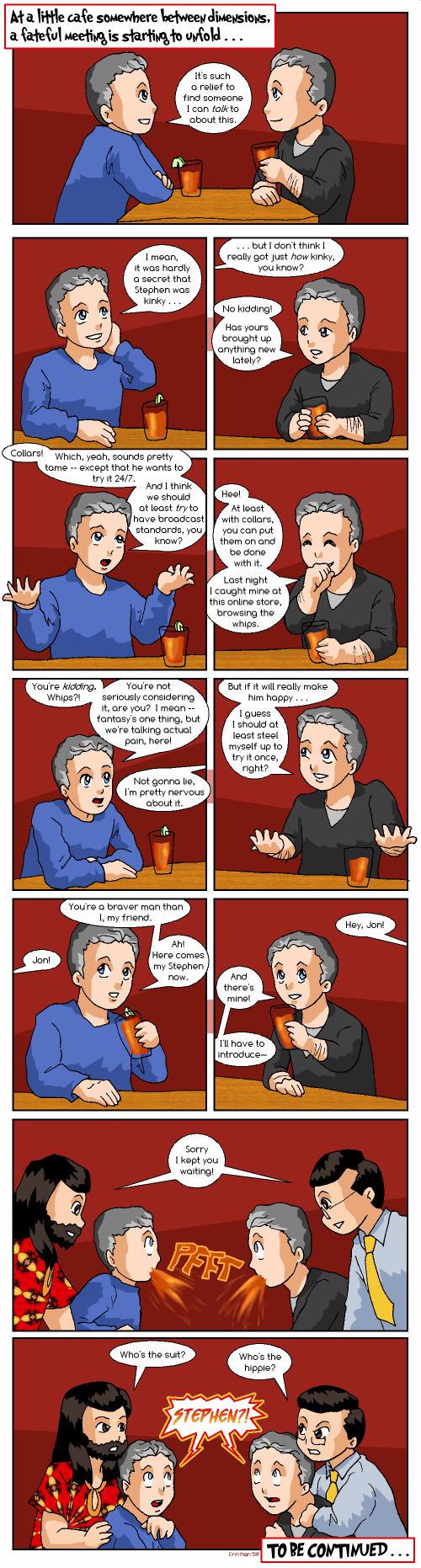 Needs Met, page 01 by ErinPtah