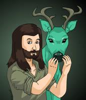 Liberalverse - Totem Animal by ErinPtah