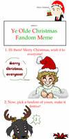 Hellsing Christmas Meme