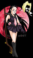 BKSH - Sailor Huntress