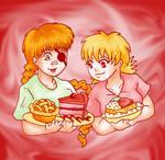 PxS - Cherry Cake