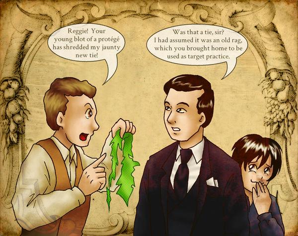 The Ties That...Bind?