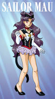 Kitty Soldier Sailor Mau
