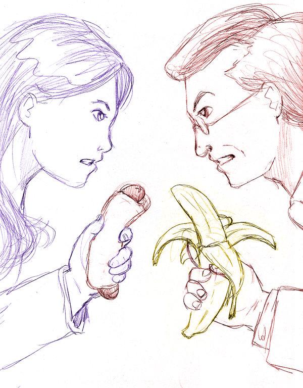Sketch - Deep-Throat-Off by ErinPtah