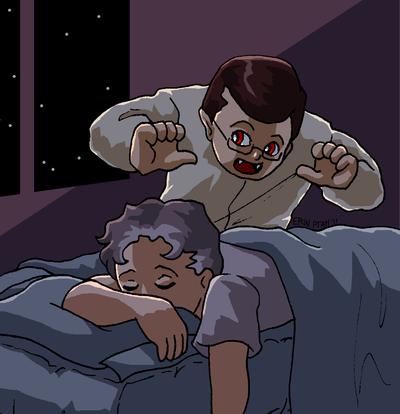 Prize - J'n'S - Night Bite by ErinPtah