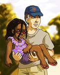 Princess Carry by ErinPtah